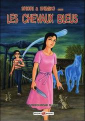 Shiori et Shimiko -2- Les Chevaux bleus