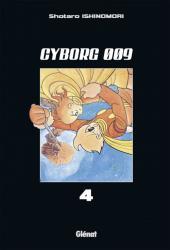 Cyborg 009 -4- Tome 4