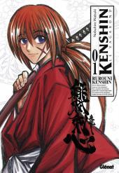 Kenshin le Vagabond - Perfect Edition -1- Tome 1