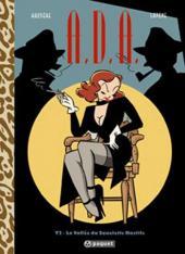 A.D.A. - Antique Detective Agency -2- La vallée du squelette hostile