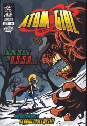 ASH - L'Académie des Super-Héros -HS- Atom Girl #1