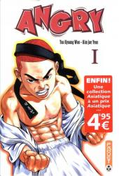 Couverture de Angry -1- Volume 1