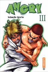 Couverture de Angry -3- Volume 3