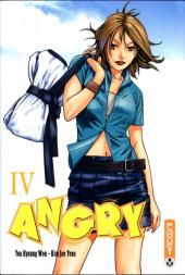 Couverture de Angry -4- Volume 4