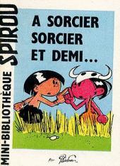A sorcier sorcier et demi... - Tome 1MR1217