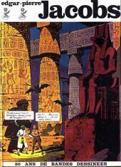 (AUT) Jacobs, Edgar P. -1a- E.P. Jacobs, 30 ans de bandes dessinées