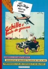 Achille & Boule-de-gomme -1- Les aventures d'Achille et Boule-de-gomme