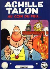 Achille Talon -12'- Achille Talon au coin du feu...