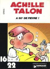 Achille Talon (16/22) -321- Achille Talon a 50° de fièvre !