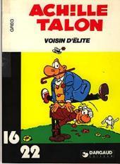 Achille Talon (16/22) -640a- Voisin d'élite