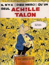 Achille Talon -31c09- Il n'y a (Dieu merci) qu'un seul Achille Talon