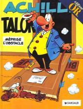Achille Talon -8Or- Achille Talon méprise l'obstacle