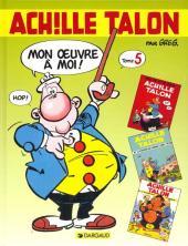 Achille Talon - Mon œuvre à moi ! / L'Intégrale -5- Mon œuvre à moi ! - Tome 5