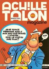 Achille Talon Magazine -5- Frere boudin