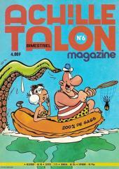 Achille Talon Magazine -6- Achille poison