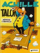 Achille Talon -8- Achille Talon méprise l'obstacle