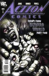 Action Comics (1938) -856- Action comics #856 : escape from bizarro world 2