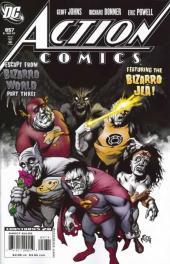 Action Comics (1938) -857- Action comics #857 : escape from bizarro world 3