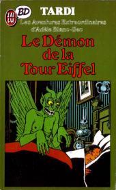 Adèle Blanc-Sec (Les Aventures Extraordinaires d') -2Poch- Le démon de la tour Eiffel