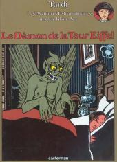 Adèle Blanc-Sec (Les Aventures Extraordinaires d') -2b98- Le démon de la tour Eiffel