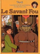 Adèle Blanc-Sec (Les Aventures Extraordinaires d') -3b98- Le savant fou