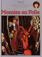 Adèle Blanc-Sec (Les Aventures Extraordinaires d') -4b98- Momies en folie