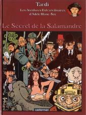 Adèle Blanc-Sec (Les Aventures Extraordinaires d') -5b98- Le secret de la salamandre