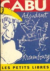 Adjudant Kronenbourg - Tome Poch