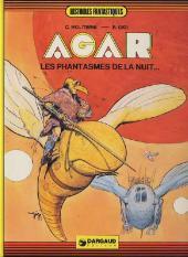 Agar -2a- Les phantasmes de la nuit...