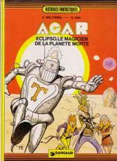 Agar -3a- Eclipso, le magicien de la planète morte