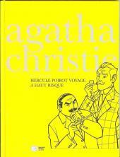 Agatha Christie - Intégrale BD -2- Hercule Poirot voyage à haut risque