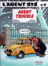 L'agent 212 -10Ind- Agent trouble