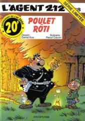 L'agent 212 -18SL- Poulet rôti