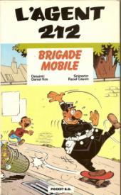L'agent 212 -9Poch- Brigade mobile