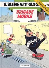 L'agent 212 -9ES- Brigade mobile