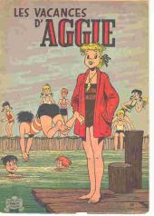 Aggie (SPE) -10- Les vacances d'Aggie