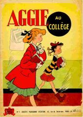Aggie (SPE) -7- Aggie au collège