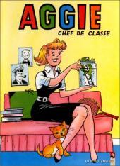 Aggie (Vents d'Ouest) -1- Aggie chef de classe