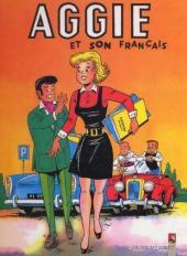 Aggie (Vents d'Ouest) -2- Aggie et son Français