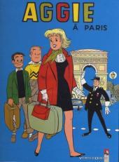Aggie (Vents d'Ouest) -4- Aggie à Paris