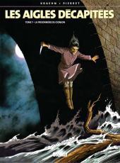 Les aigles décapitées -7c- La prisonnière du donjon