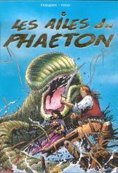 Les ailes du Phaéton -INT1- Intégrale 1