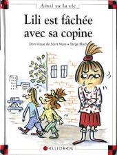 Ainsi va la vie (Bloch) -14- Lili est fâchée avec sa copine