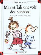 Ainsi va la vie (Bloch) -18- Max et Lili ont volé des bonbons