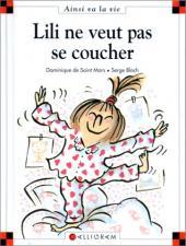 Ainsi va la vie (Bloch) -1a- Lili ne veut pas se coucher