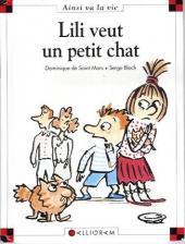 Ainsi va la vie (Bloch) -25- Lili veut un petit chat