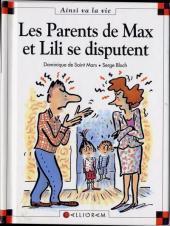 Ainsi va la vie (Bloch) -26- Les parents de Max et Lili se disputent