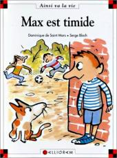 Ainsi va la vie (Bloch) -3- Max est timide