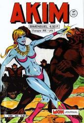 Akim (1re série) -623- La reine de la forêt