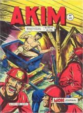 Akim (1re série) -635- Le mystère de la mine abandonnée